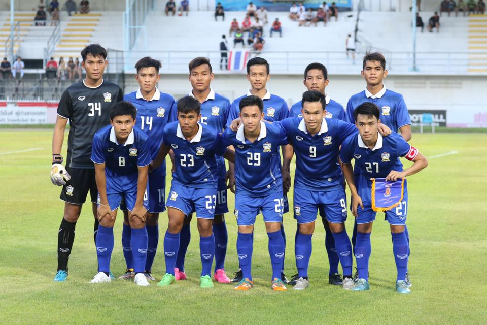 timnas thailand u 19 libas klub jepang