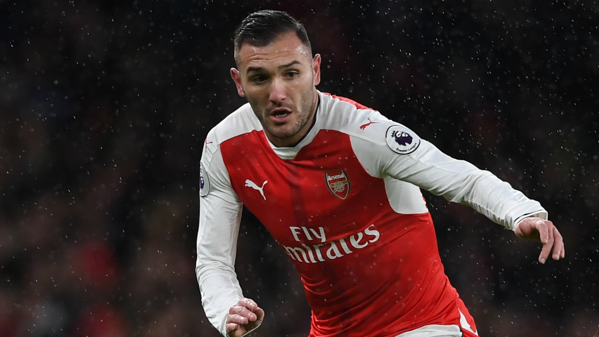 want away arsenal forward lucas perez angry at losing number nine to lacazette
