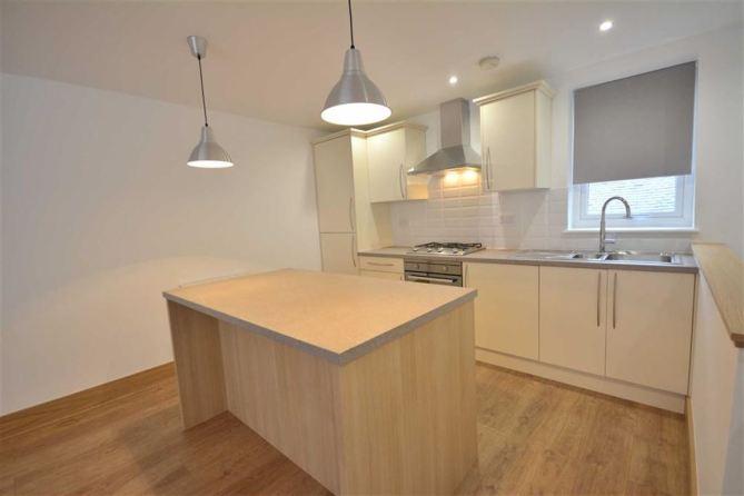 Kitchen / Living Space (2nd floor)