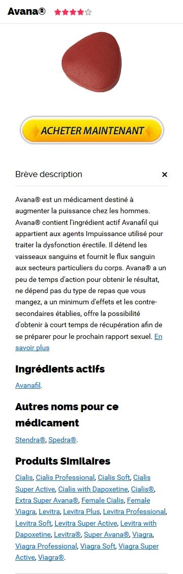 Avana 50 mg Pas Cher En France