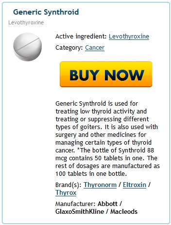 Cheapest Online Generic Synthroid