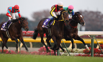Buena Vista victory In Japan Cup