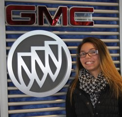 Service Team at Carl s Buick GMC Service Scheduling Sydney Grassel in Service at Carl s Buick GMC
