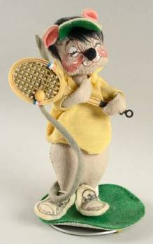 annalee tenniss mice doll 70's