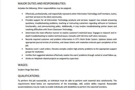 help desk technician resume help desk resume help desk technician
