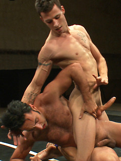 gay strip wrestling