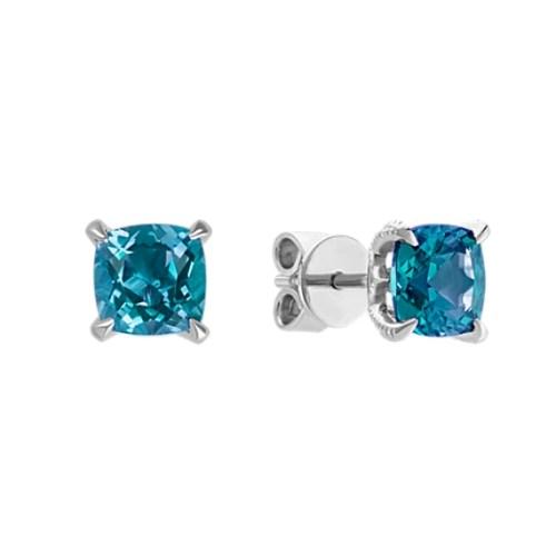 Medium Crop Of Blue Topaz Earrings