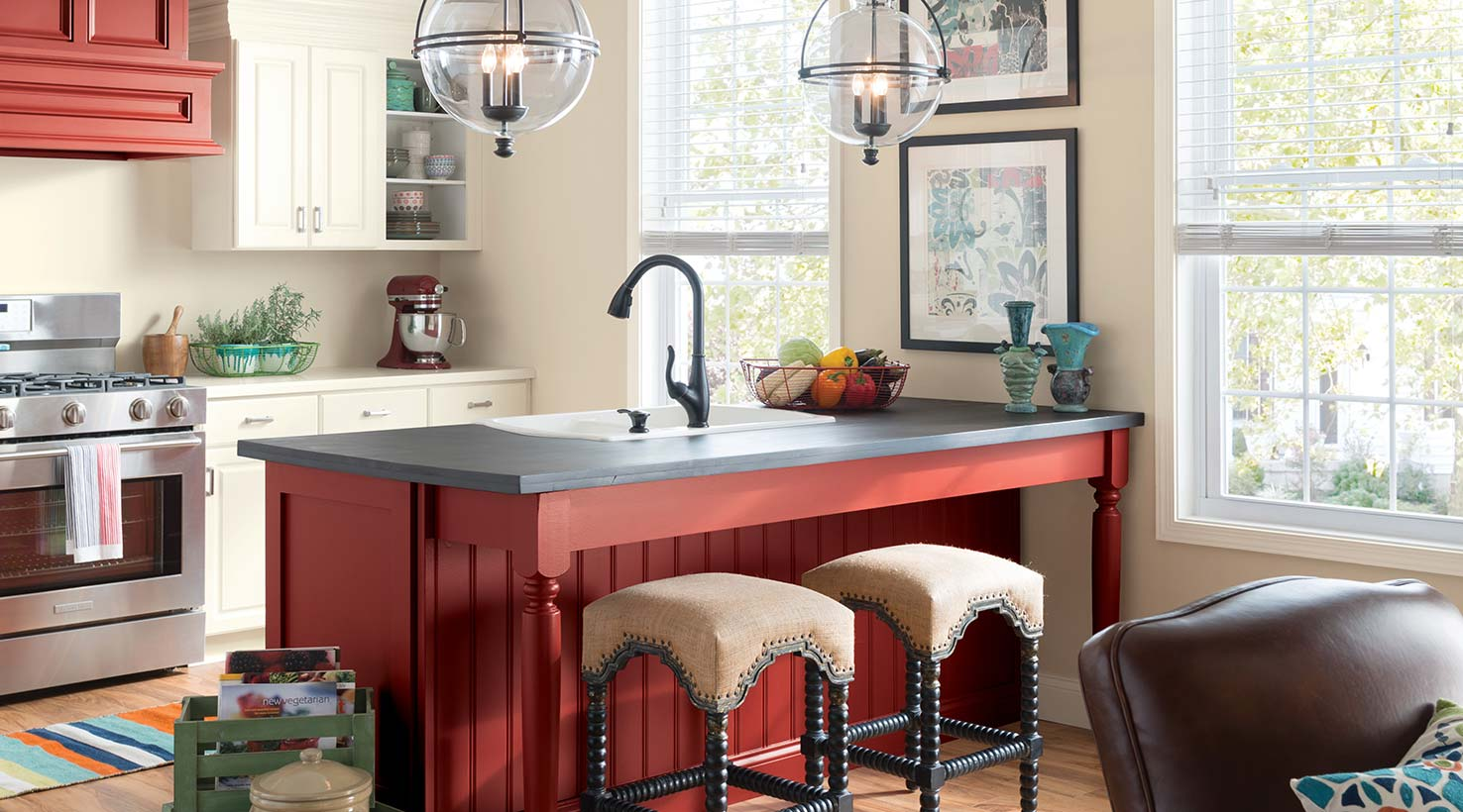 Perky Kitchen Reds Kitchen Paint Color Ideas Inspiration Gallery Sherwin Williams Balanced Beige Review Sherwin Williams Balanced Beige Bathroom houzz-03 Sherwin Williams Balanced Beige