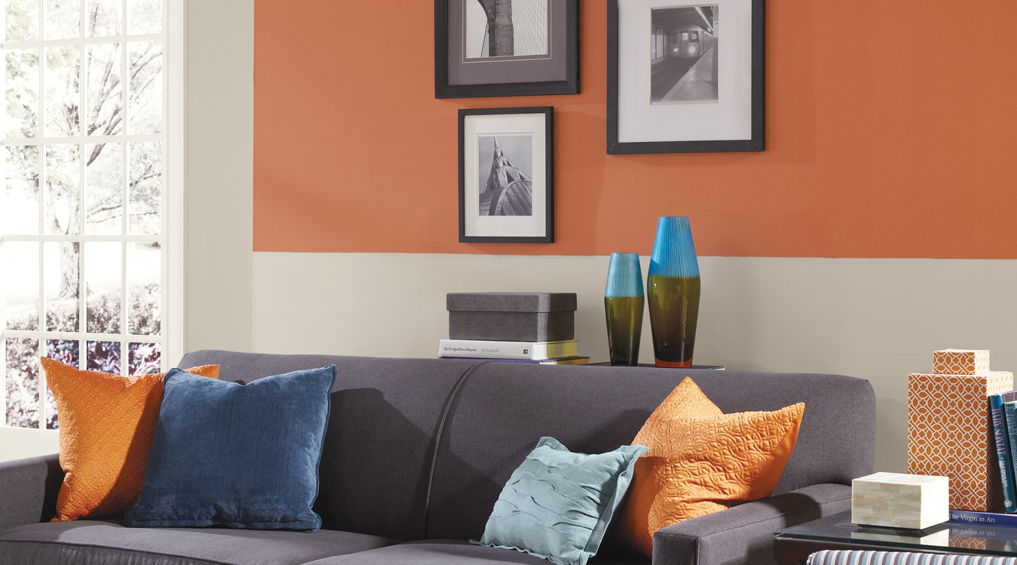 Catchy Living Room Oranges Living Room Paint Color Ideas Inspiration Gallery Interior Living Room Colours Interior Living Room Lighting interior Interiors Living Room