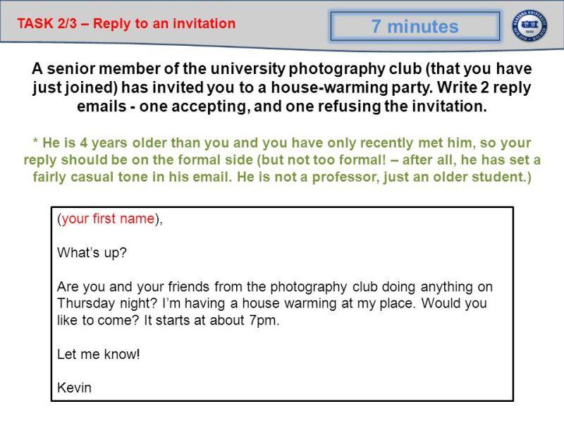 Refusing an invitation invitationswedd last week invitation structure formalities catching up preparing stopboris Images