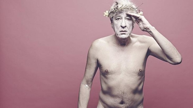 Tease: The Sydney Theatre Company dangled the prospect of Geoffrey Rush appearing nude in King Lear.