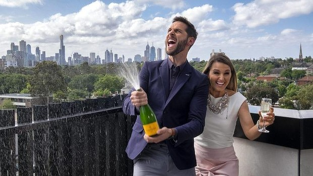 High school sweethearts Dean and Shay have won the latest season of The Block.