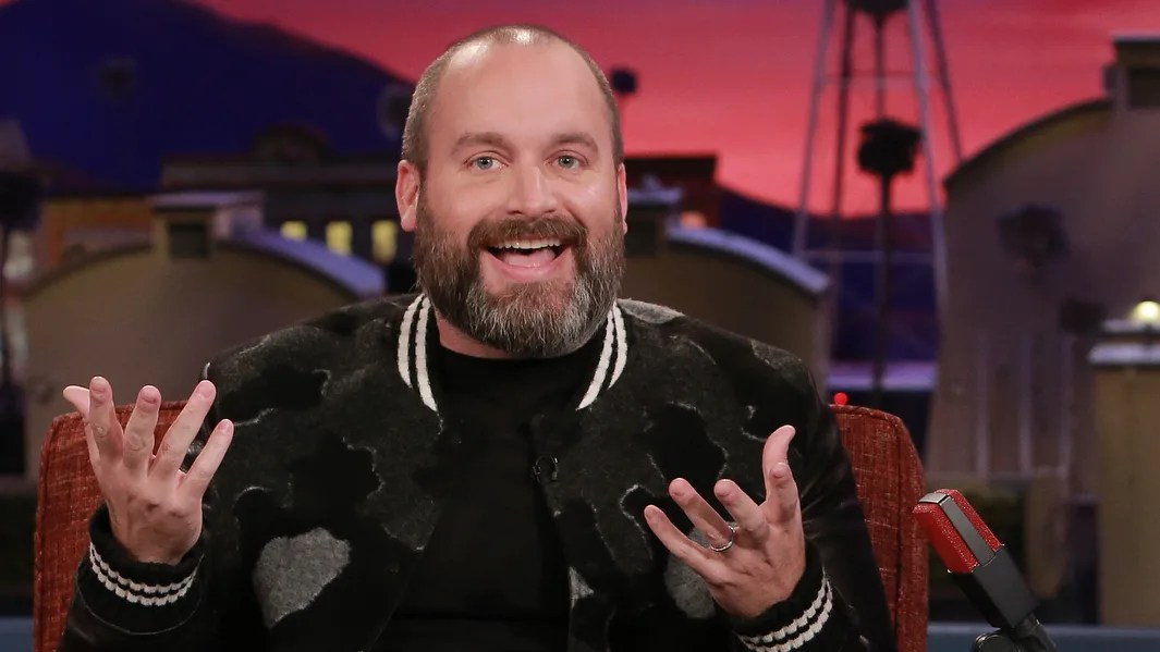 Adidas and Nike Fight Over Comedian Tom Segura   Sole Collector Tom Segura explains why he s got beef with Nike