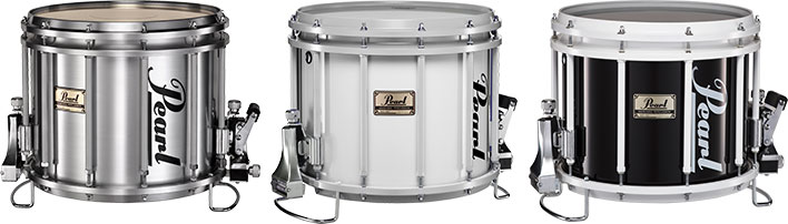 Foto Drum Pearl Custom Marching Snare Drum Marching Snare Drums Marching 708x202