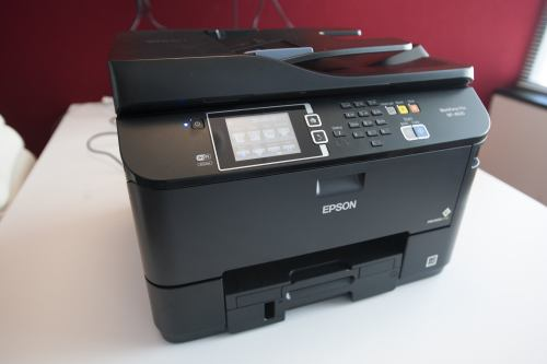Medium Of Epson Workforce 1100