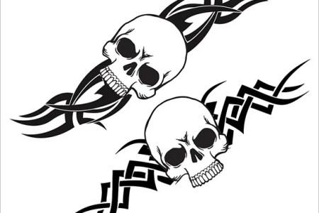 scary tattoo templates free