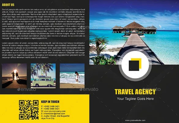 travel brochure samples   Haci saecsa co travel brochure samples