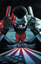 Bloodshot #1 (Lozzi Cover)