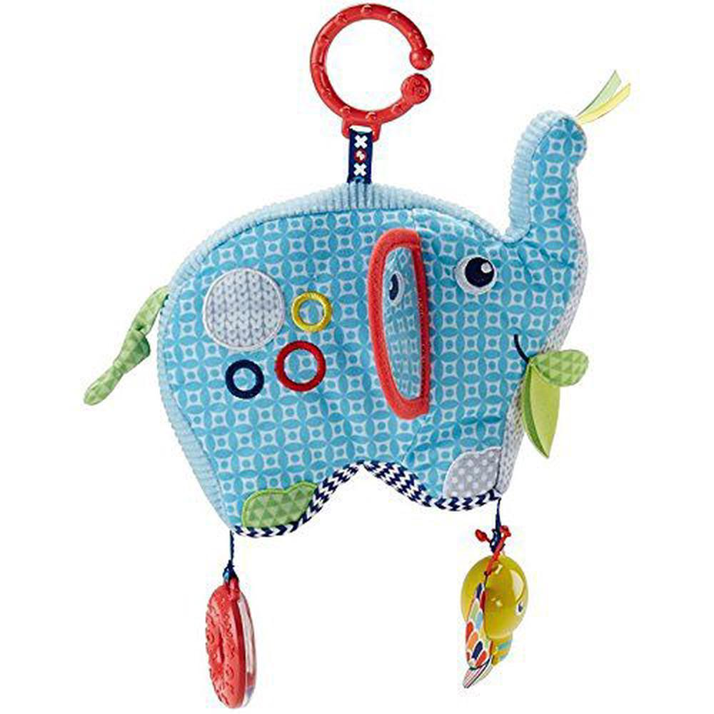 Teal By Fisher Price Fisher Price Activity Elephant Buy Online At Nile Fisher Price Elephant Piano Fisher Price Elephant Popper baby Fisher Price Elephant