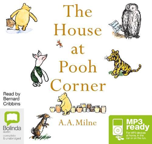 Medium Of House At Pooh Corner