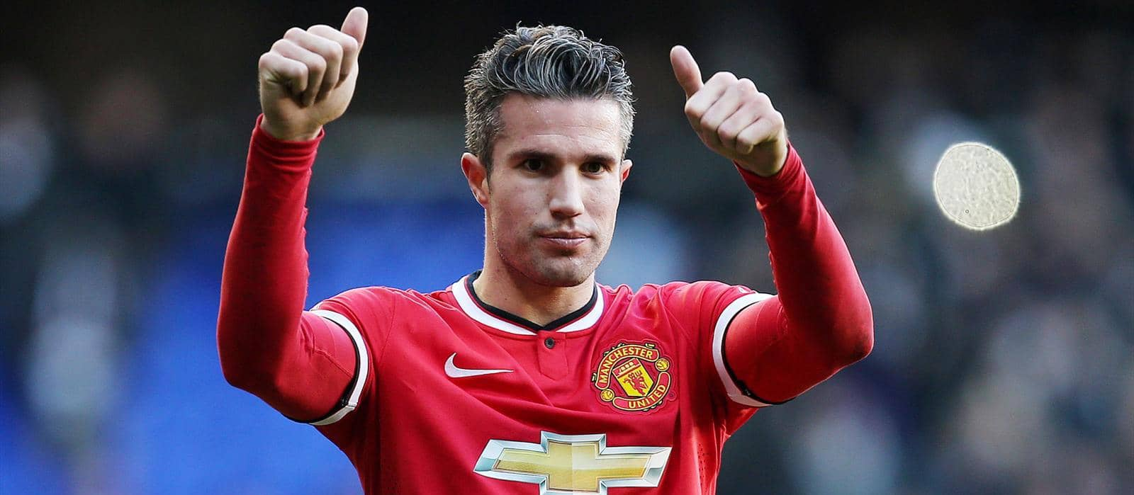 Robin van Persie: Arsene Wenger is the best manager in the world