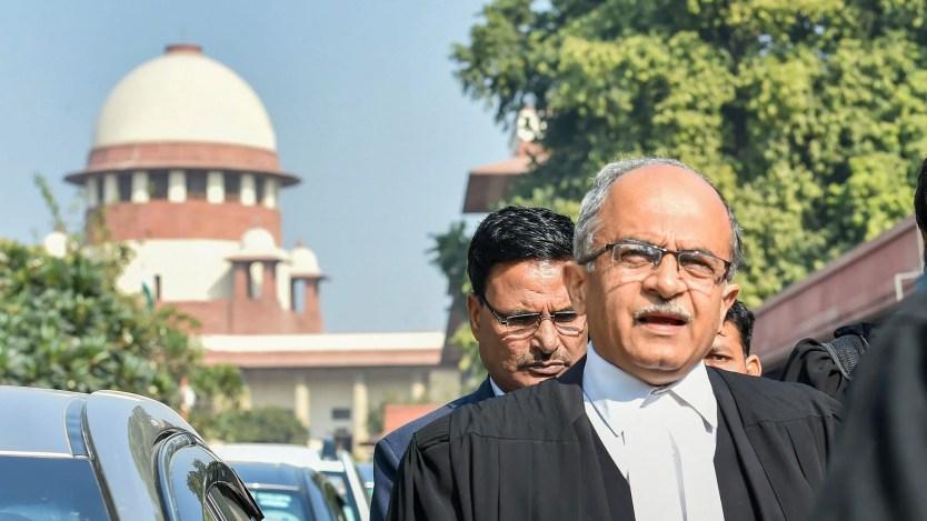 In Prashant Bhushan Contempt Verdict, Supreme Court Proves its Critics Right