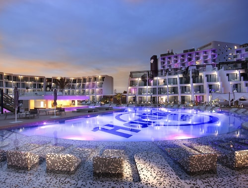 Ibiza Island Accommodation  856 Hotels In Ibiza Island   Wotif Hard Rock Hotel Ibiza