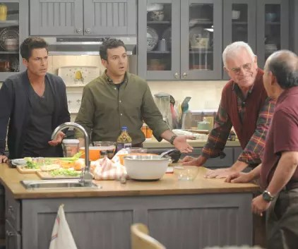 The Grinder - Giving Thanks, Getting Justice