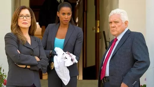 Major Crimes - The Jumping Off Point