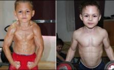 Meet the world's strongest boys