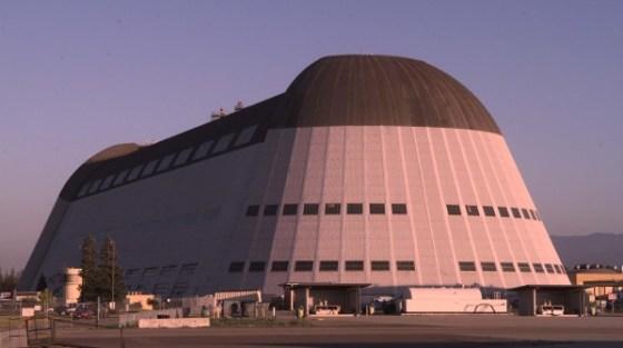Il centro di ricerca Nasa di Ames, in California.