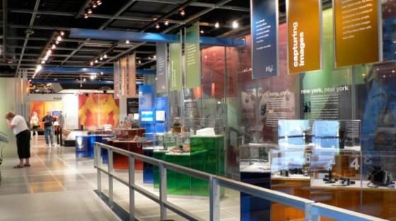 Il museo Intel a Santa Clara, in California.