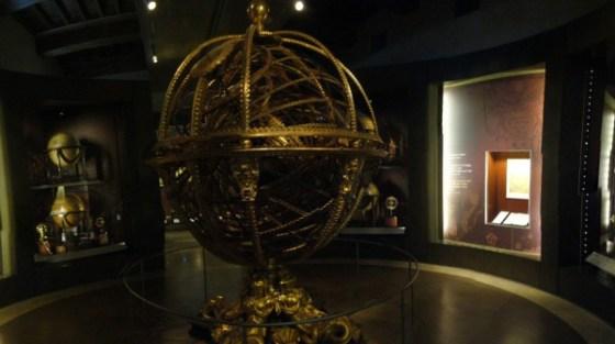 Il Museo Galileo a Firenze.