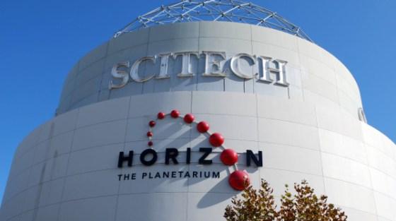Lo Scitech di Perth, in Australia.