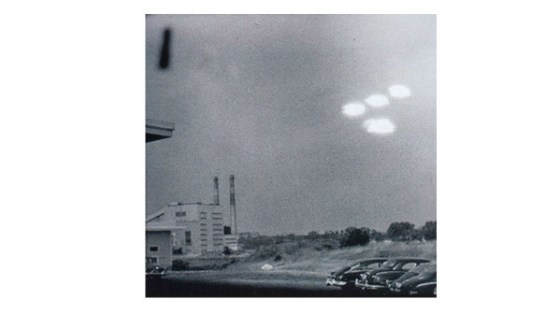 Ufo di Salem