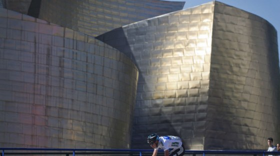 Guggenheim Museum a Bilbao