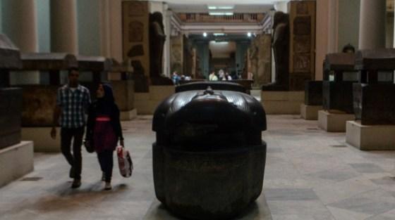 Museo di antichità egiziane del Cairo