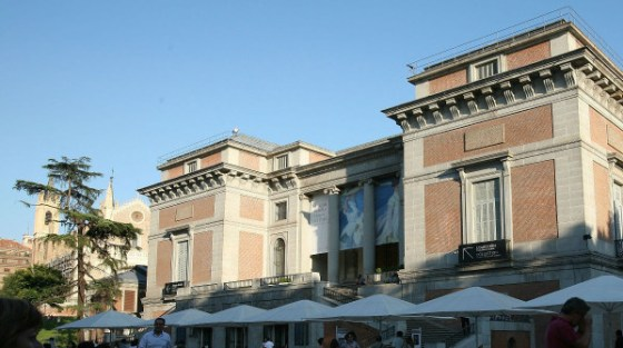 Museo Nacional del Prado a Madrid