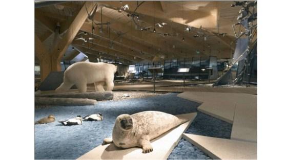 Svalbard Museum a Longyearbyen, Norvegia