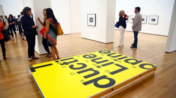 Museum of Modern Art a New Yorok