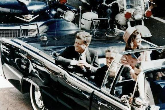 jfk lone gunman Notes 0 comments from the november 1998 issue subscribe cliches can be true jfk was young and rich and.