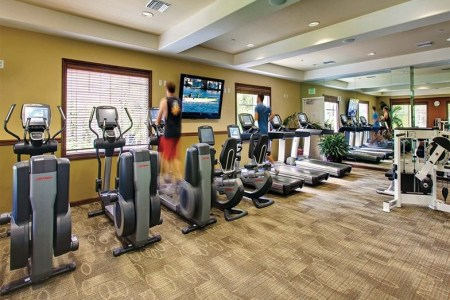 villas at park la brea apartments los angeles ca our fitness center features a yoga room