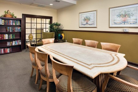 villas at park la brea apartments los angeles ca clubhouse offers a private conference ro