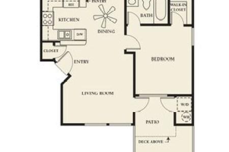 brookwood villas corona ca floorplan