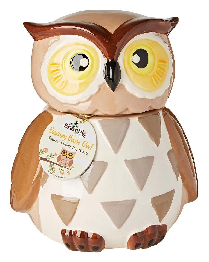 Large Of Owl Cookie Jar