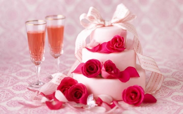Romantic Wedding Cakes.10 God Bless Happy New Year Graphics Comments 2014