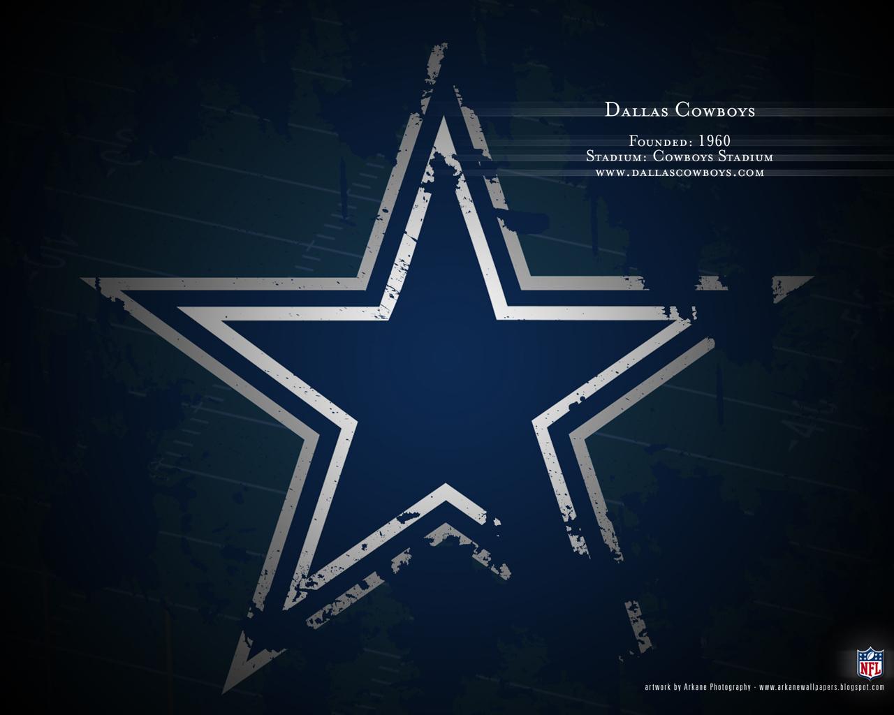 Dallas Cowboys Logo Desktop