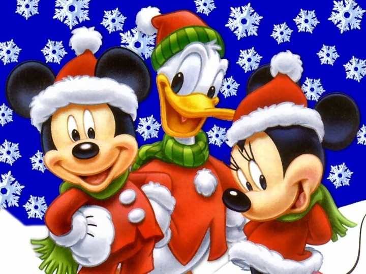 Mickey Mouse Christmas.6 Animated Happy New Year Clipart Free 2014
