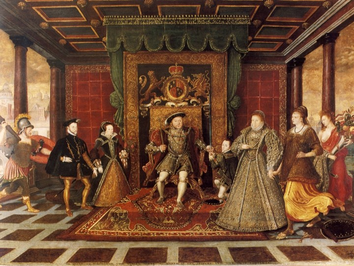 King henry viii the family of henry viii did the roloff s orce 2015