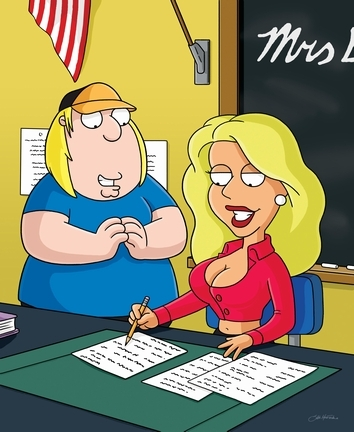 family guy porn lois and chris